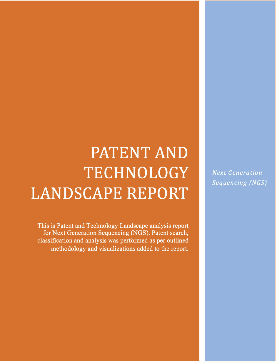 Next Generation Sequencing Technology Landscape Report